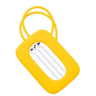 行李箱 防丟失卡片 小米 90分炫彩矽膠行李牌 旅行 出差 登機牌 創意 掛牌 吊牌 託運牌 硅膠 旅遊用品 有品 新北市