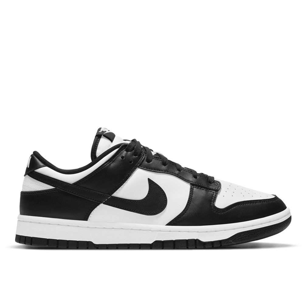 NIKE DUNK LOW RETRO BLACK WHITE 黑白【A-KAY0】【DD1391-100】