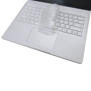 【Ezstick】Microsoft Surface Book 2 15吋 奈米銀抗菌TPU鍵盤保護膜 鍵盤膜 臺北市