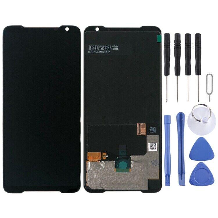 適用於華碩ROG Phone敗家之眼2代 ROG2 ZS660KL手機螢幕總成 液晶顯示屏 液晶螢幕 屏幕總成送拆機工具