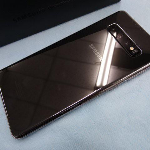 三星S10+最頂配12G/1TB 功能正常 外觀9.99成新 原廠盒裝 電池100%