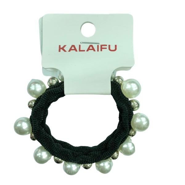 KALAIFU 珍珠毛巾圈-002 49【康是美】