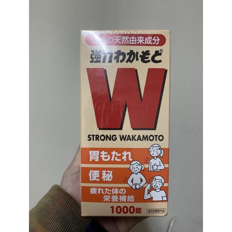 (蝦皮唯一掛號郵寄免運)日本-若元1000錠