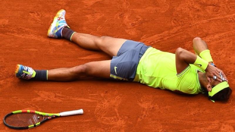 (現貨 -含運)[Nike 耐吉 網球鞋]納達爾 Nadal 紅土