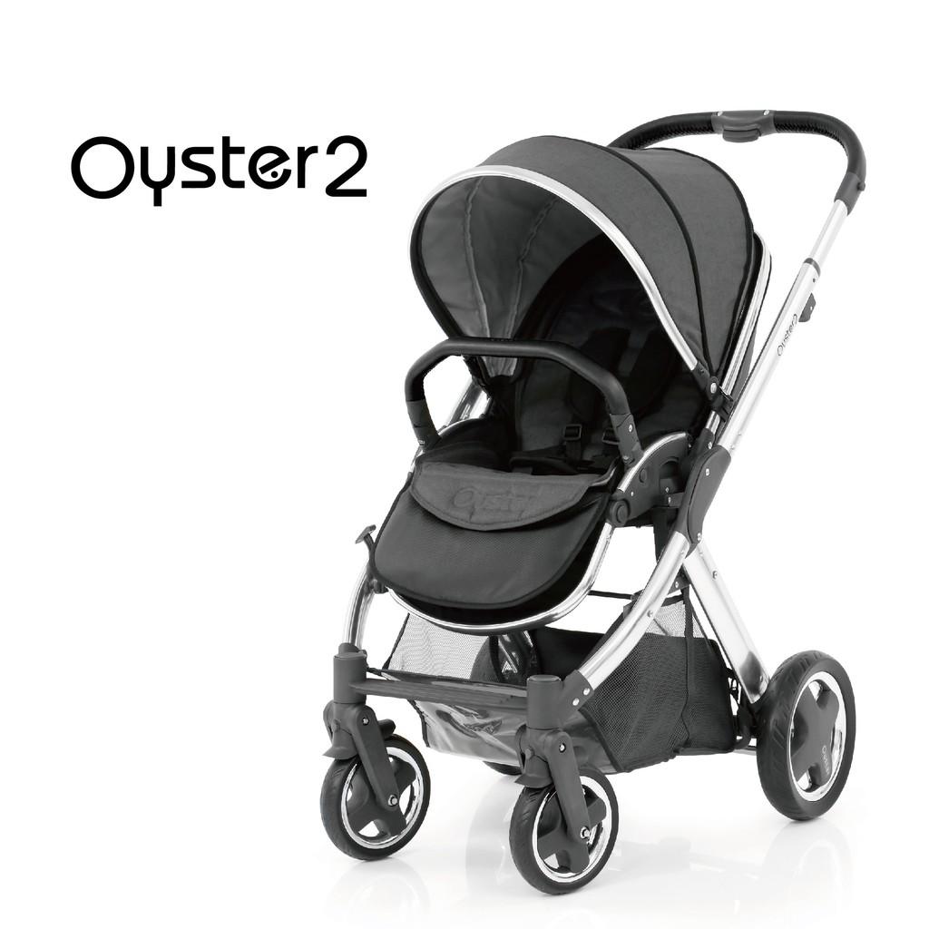 Babystyle Oyster 2英國雙向嬰兒手推車 小丁婦幼