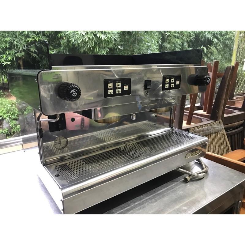 二手Astoria 營業用半自動雙孔咖啡機