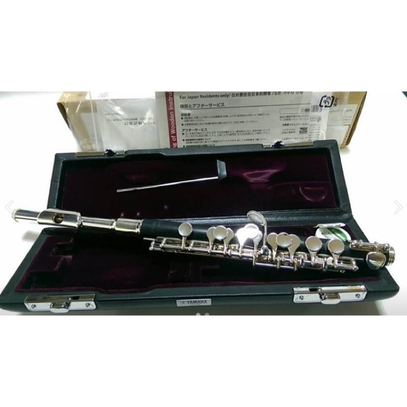Yamaha 短笛 YPC-82