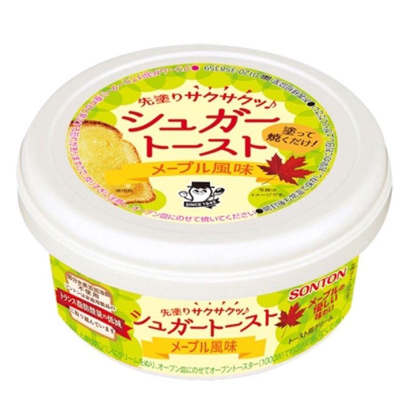 【現貨】日本  SONTON抹醬 楓糖吐司抹醬110g 楓糖抹醬 果醬