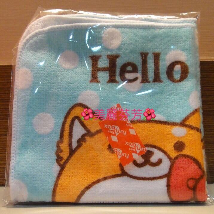 Hello Kitty.狗狗-小方巾$230元美麗芬芳