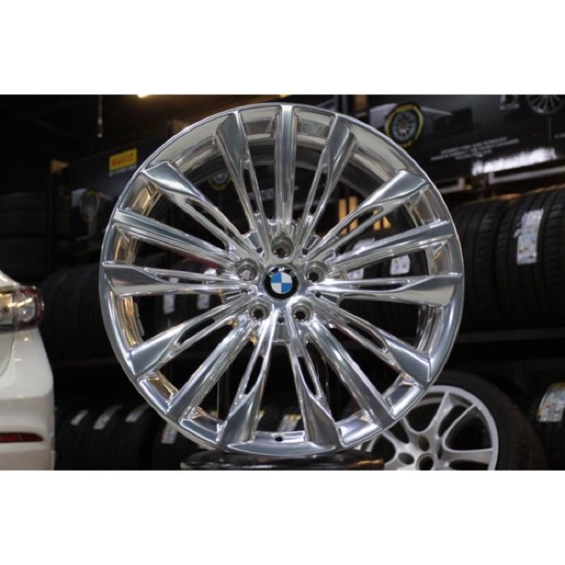 BMW G11 新大七原廠 646 Individual 20吋鍛造前後配鋁圈