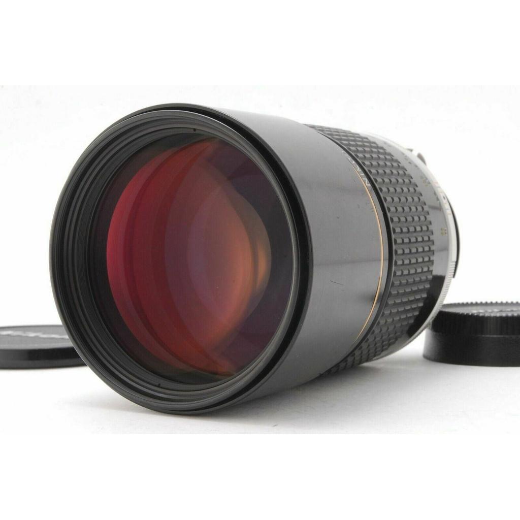 日本直送 胶卷 相机 Used Nikon NIKKOR Ai-s 180mm F2.8 ED  #0589