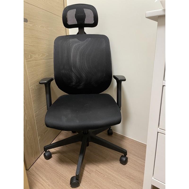 【二手】Backbone人體工學椅/辦公椅/電腦椅