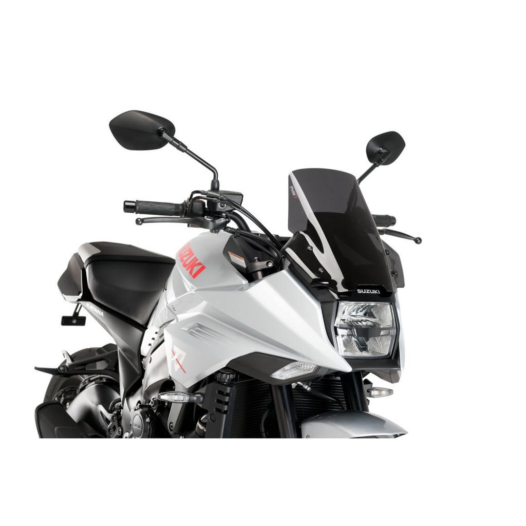 [ Moto Dream 重機部品 ] PUIG 3637系列 風鏡 SUZUKI KATANA 19>