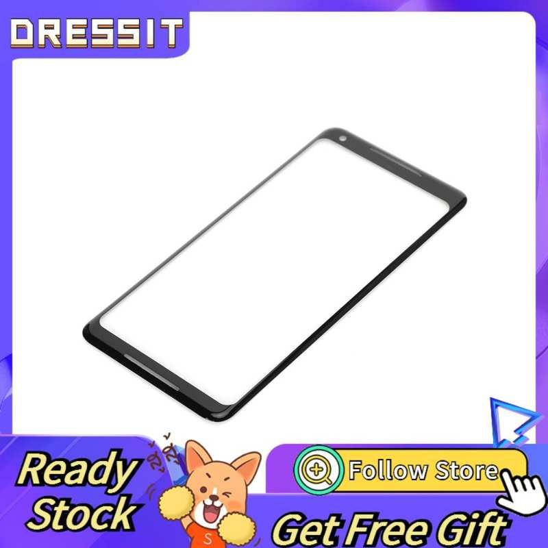 Dressit 6 英寸手機外屏玻璃前蓋板, 用於 Google Pixel 2xl, 帶維修工具