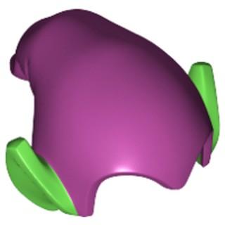公主樂糕殿 LEGO 76057 頭飾 帽子 頭盔 綠惡魔 精靈 妖精 綠色耳朵 18984pb04 A241 新北市