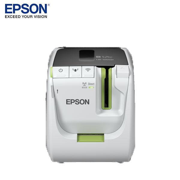 EPSON 愛普生 LW-1000P 促銷 特價 產業專用高速網路條碼標籤機 QR code 內建圓角器 支援Wi-Fi