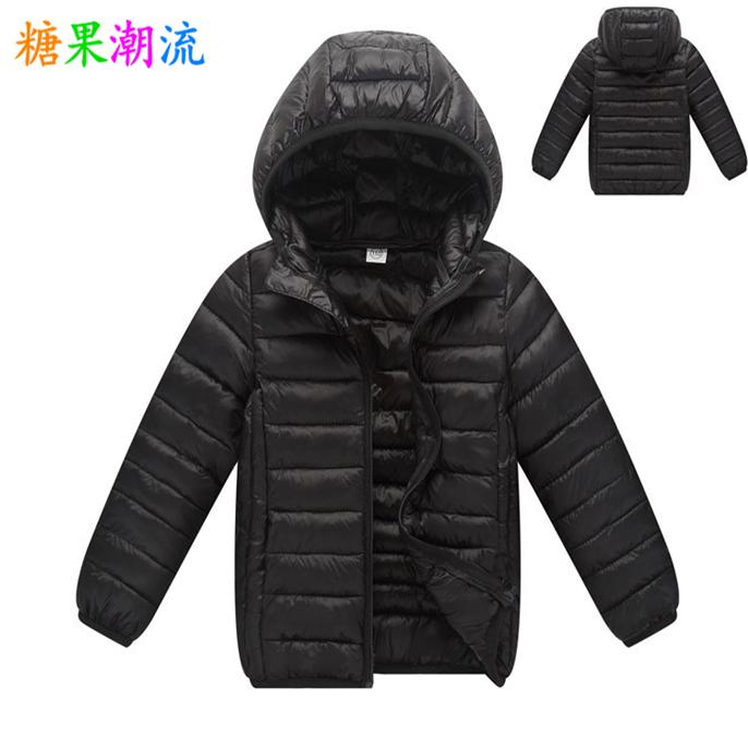 棉襖女童棉服棉衣保暖秋冬裝襖中大男童羽絨外套雙層輕薄兒童寶寶