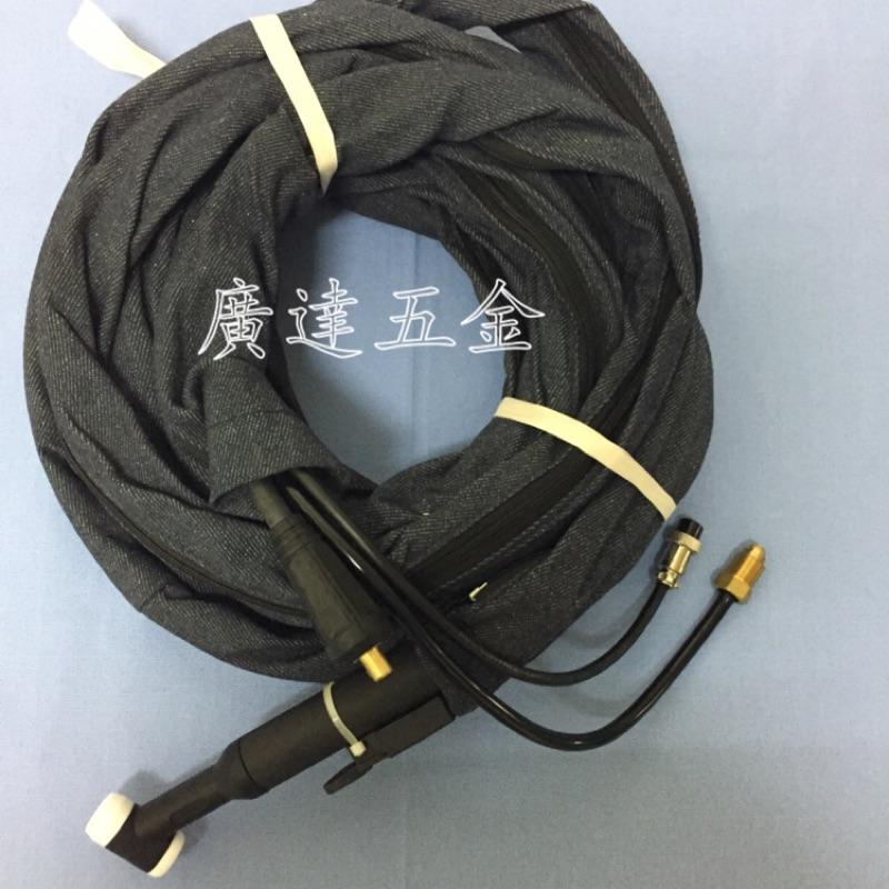 氬焊機/氬焊槍線組/空冷氬焊槍線組8米