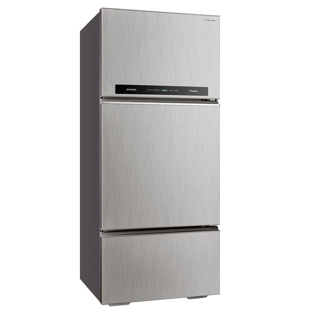 【SANLUX 三洋 】一級能效 528L 變頻三門冰箱 SR-C528CV1A