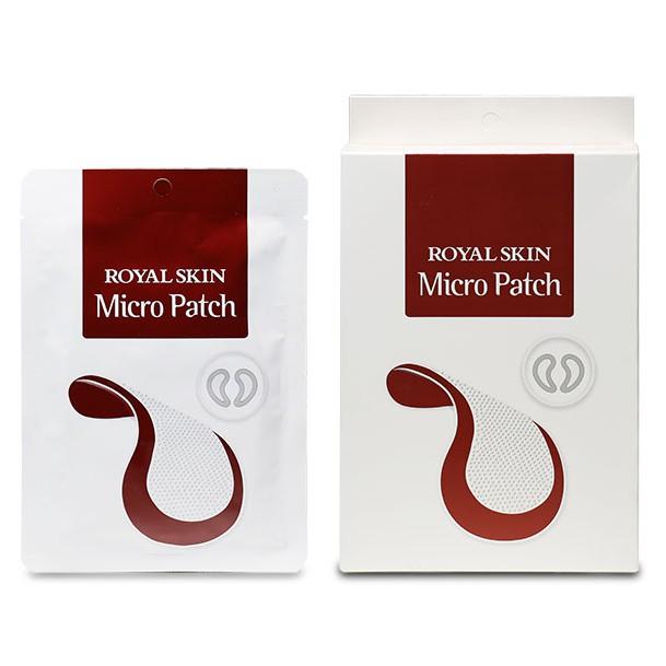 韓國連線~ Royal Skin 玻尿酸微針眼膜貼 微針貼面膜