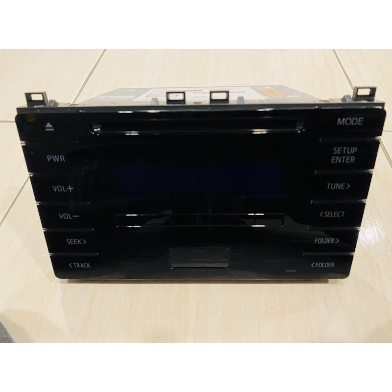 toyota Altis 11.5代 11.5 原廠主機 音響設備 主機 非 車美仕 安卓