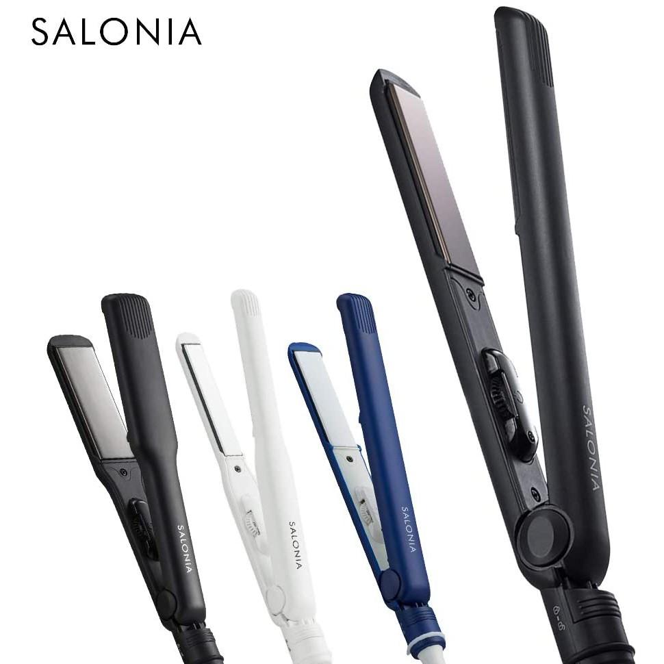 💟魯妮小窩💟(日本現貨)SALONIA SL-004S 35mm 離子夾