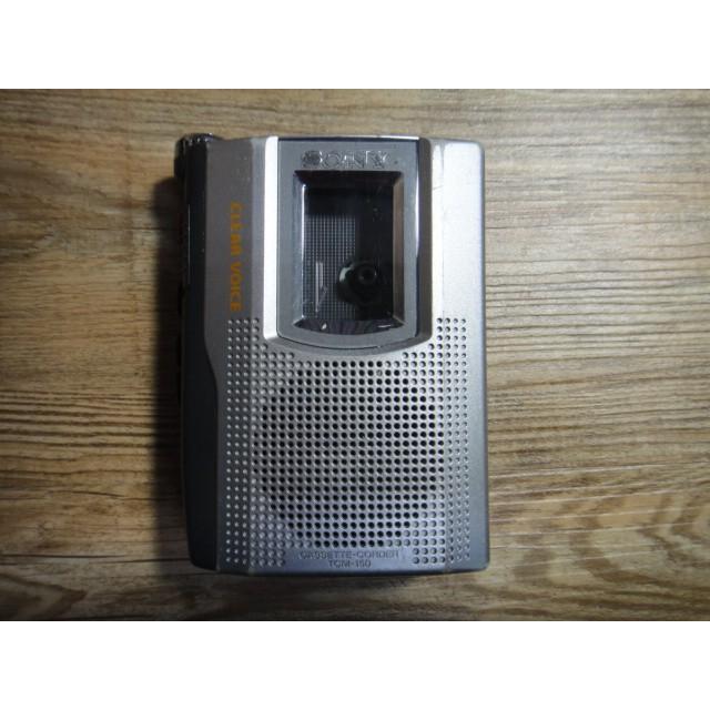 SONY 卡式錄放音機 TCM-150 需自行整理 請看商品描述