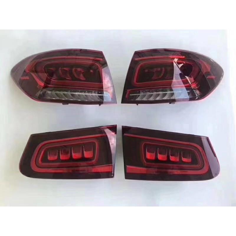 {原装热销拆车件}奔馳GLC級W253尾燈GLC200 GLC260 GLC300 左右內外尾燈原廠拆車件(现货免运)