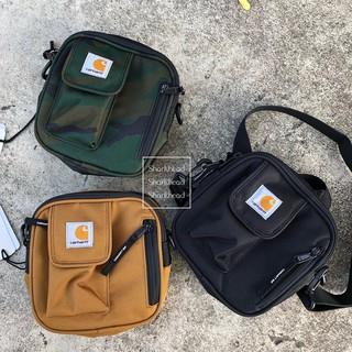 Carhartt WIP Essentials Flight Bag 迷彩 小包 腰包 卡其