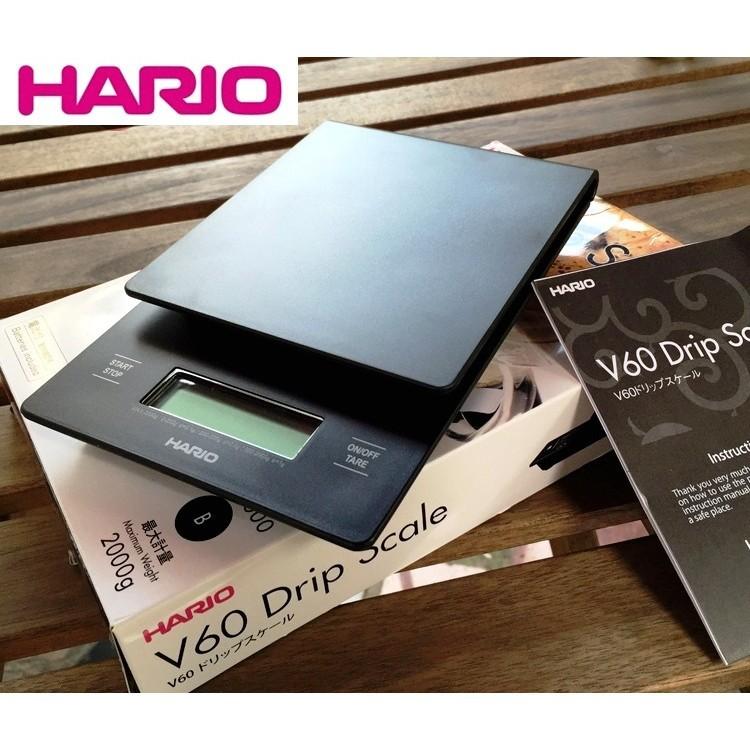 咖啡商城 COFFEE MALL ☕ Hario VST-2000B V-60 專用 電子秤 VST2000B