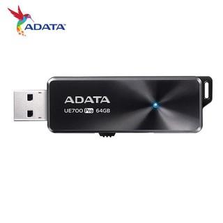 威剛 ADATA UE700 PRO 64GB/ 128GB/ 256GB  USB3.2行動碟 隨身碟 側推式 高雄市