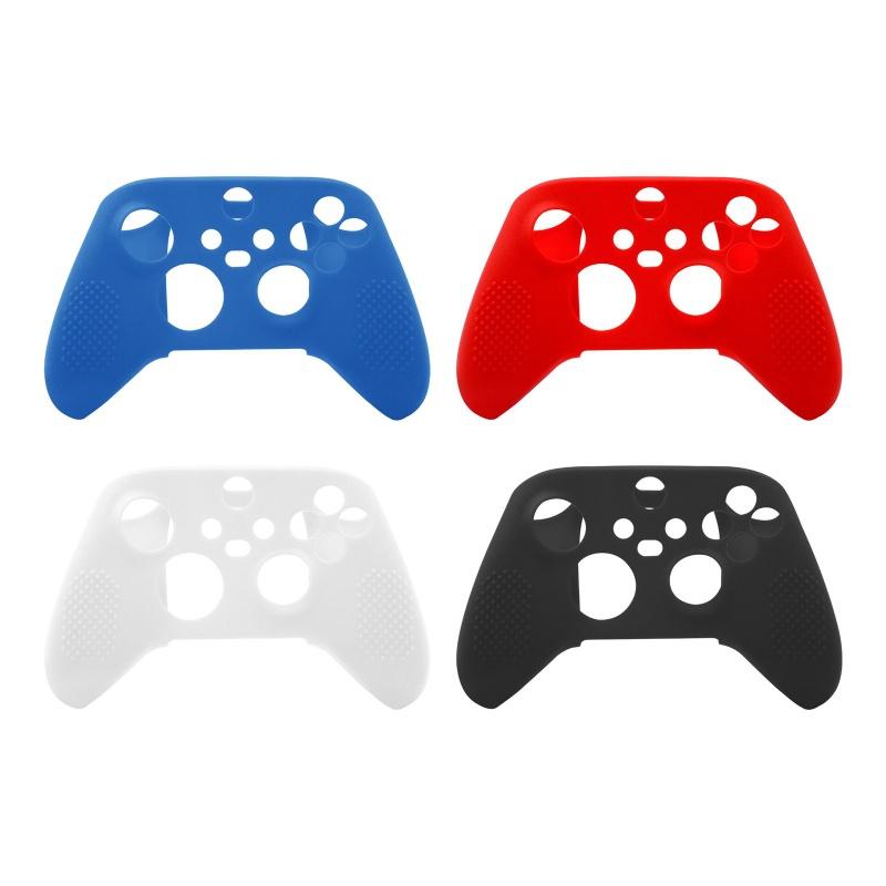 LI -Xbox系列X S遊戲手柄控制器 矽膠保護套外殼