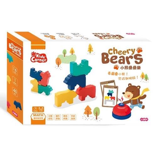 小康軒 - 桌遊 小熊疊疊樂