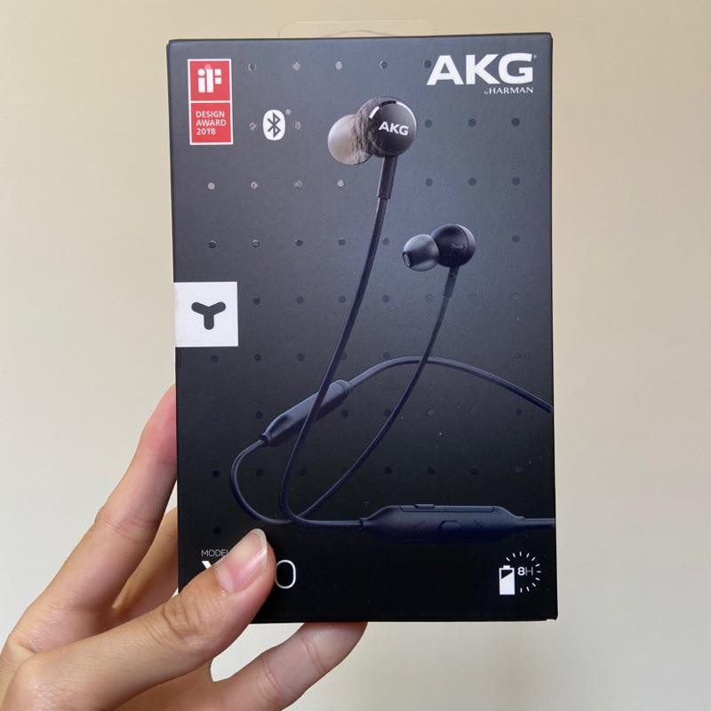 AKG藍芽耳機-Y100