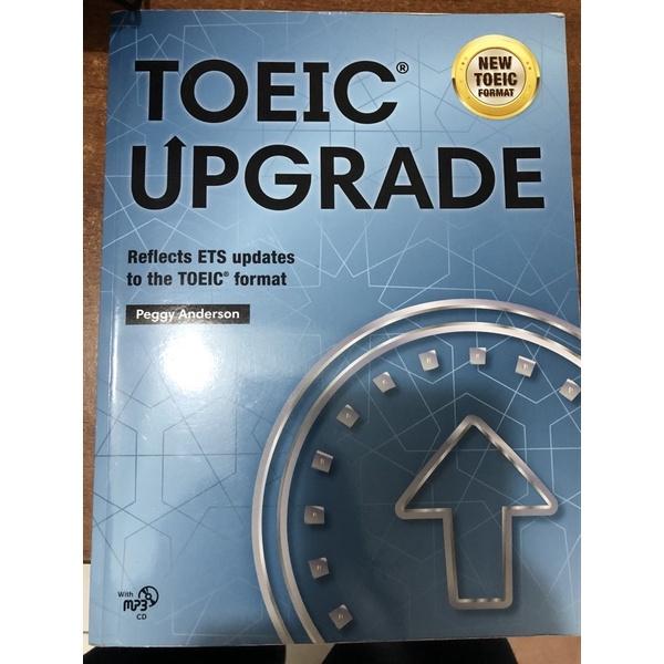 多益用書Toeic upgrade