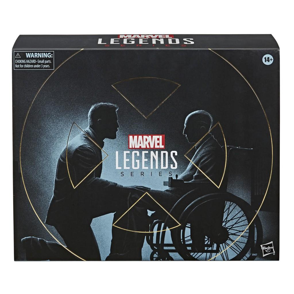 【孩之寶hasbro】Marvel Legends 電影老年金鋼狼 羅根 X教授 雙人包 套裝