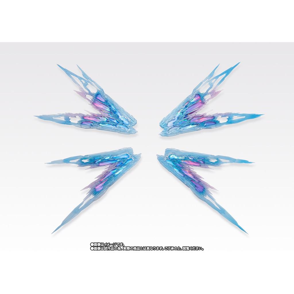新品萬代 METAL BUILD 攻擊自由鋼彈 光翼 魂藍版 SFSB(不含鋼彈)(Nina)