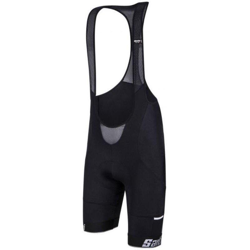 水星人} S、M、L 號 義大利製 Santini Mago 男頂級魔哥吊帶自行車褲 新款藍色 NAT 襯墊 4Y2r