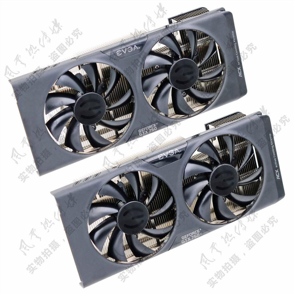 EVGA GTX750/GTX750Ti ACX顯卡散熱器43x43mm安裝孔比特