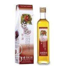 【恩亞生活 enya 】|金椿茶油工坊 紅花大菓茶花籽油(紅瓶中瓶) 苦茶油500ml瓶 (不適宜超取)