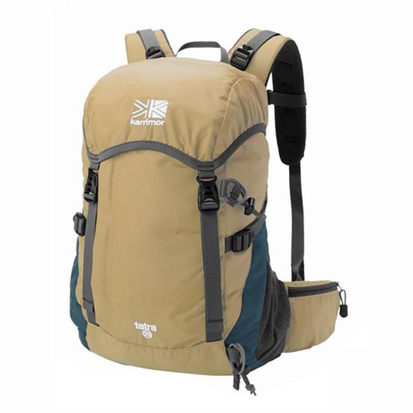 英國[Karrimor] Karrimor Tatra 英國休閒登山背包/卡其色/20L 《長毛象休閒旅遊名店》