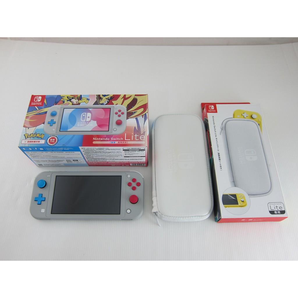 明星3C 任天堂 Nintendo Switch Lite 蒼響/藏瑪然特 主機/台灣公司貨*(B0302)*