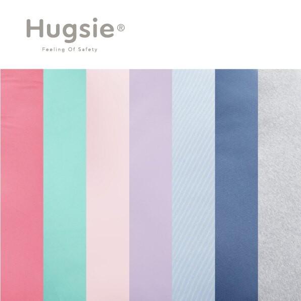 Hugsie 美國棉純棉孕婦枕/側睡枕/哺乳枕【舒棉款】【衛立兒生活館】