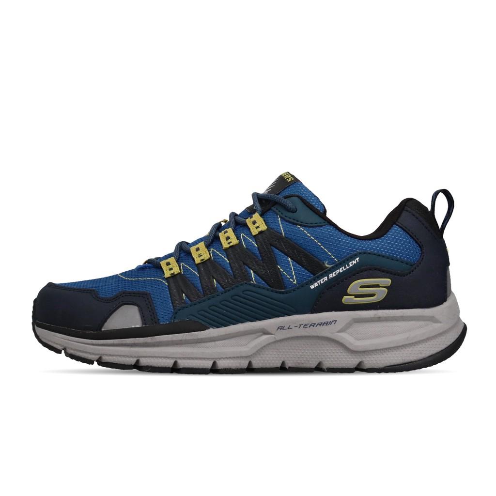 Skechers 戶外鞋 Escape Plan 2.0 藍 男鞋 運動鞋 登山 51926NVLM 【ACS】