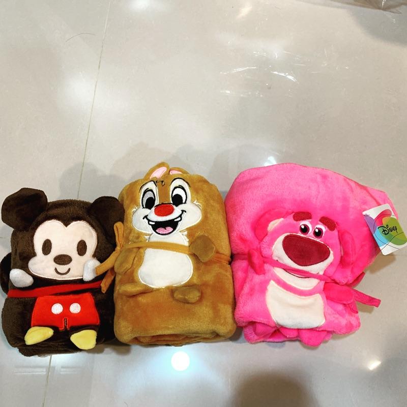 超可愛迪士尼造型毛毯