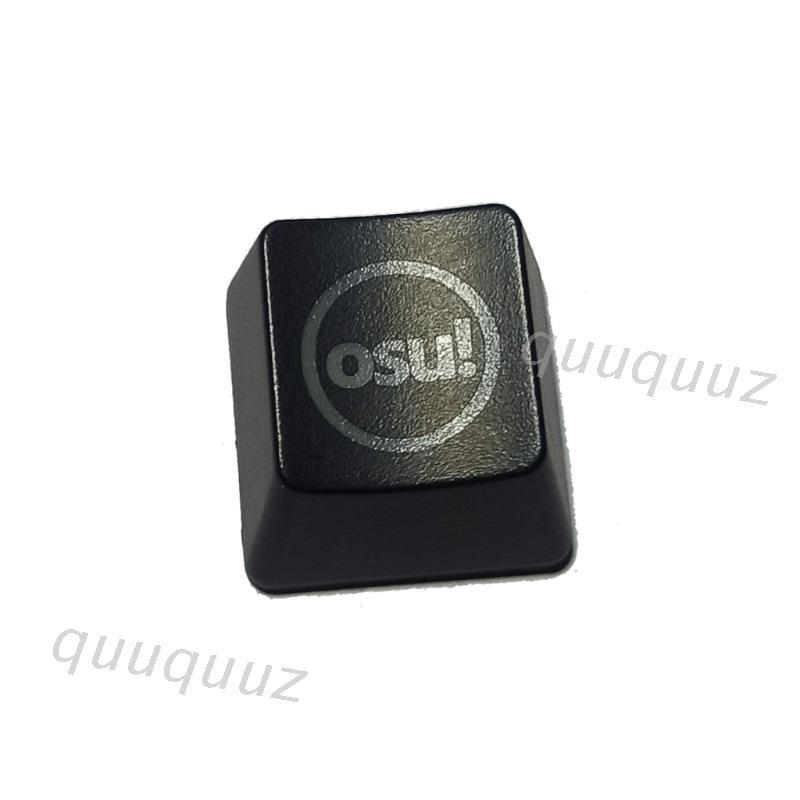 用於 Cherry 鍵盤背光機械鍵盤鍵帽的 Quu Abs 背光 Osu 鍵帽
