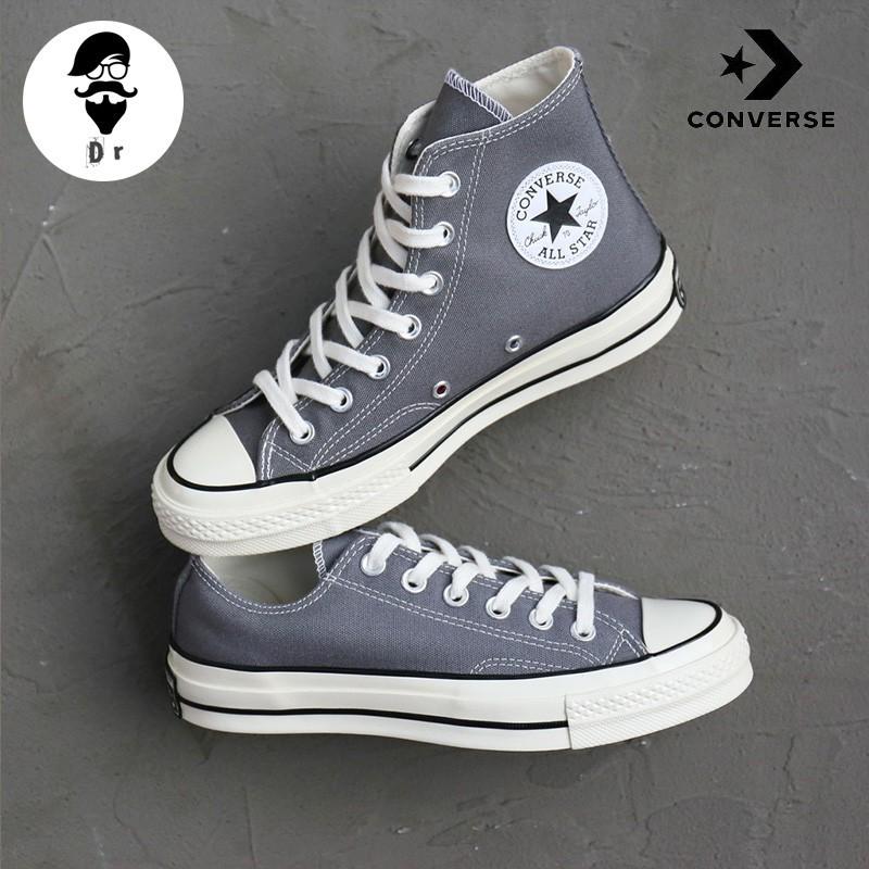正品☑ 韓購現貨 CONVERSE 1970S All Star 三星標 經典石灰色 奶油頭 低筒 高筒 帆布鞋
