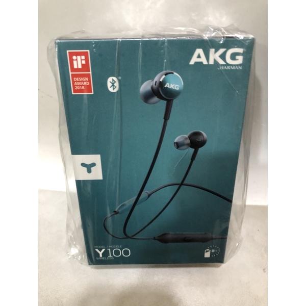 AKG Y100 藍牙耳機