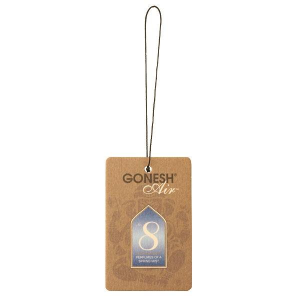 買一送一 GONESH 8號 春之薄霧 精油芳香 吊卡 / 香片 化學原宿