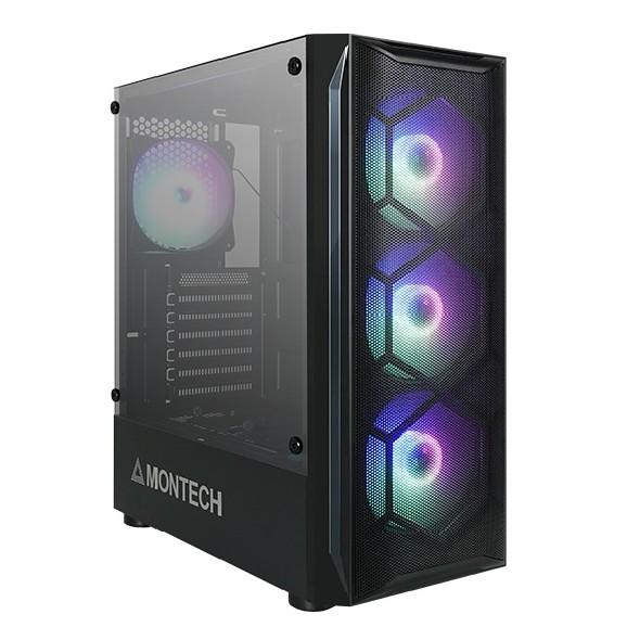 [全新]AMD R5 3500X 電腦主機 @台南可面交@X470 RX 580 8G